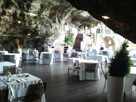 Hotel Ristorante Grotta Palazzese: .