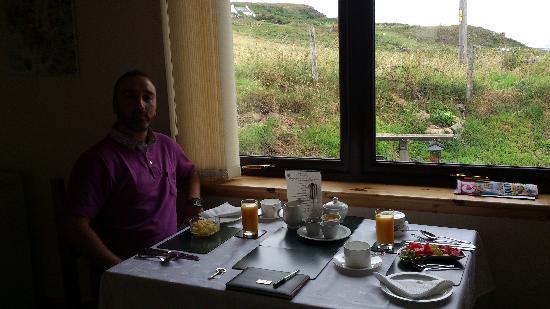 Cairn View B & B : desayuno