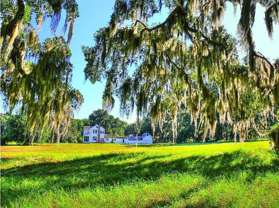 Brunswick, GA: Hofwyl-Broadfield Plantation House