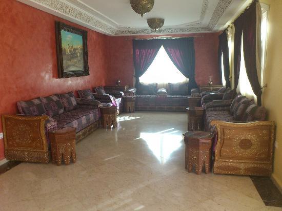 DAR EDDAYA HOTEL : Réception