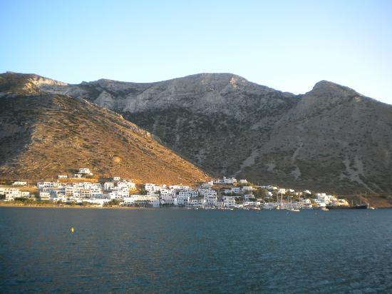 O Argiris: View from the restaurant