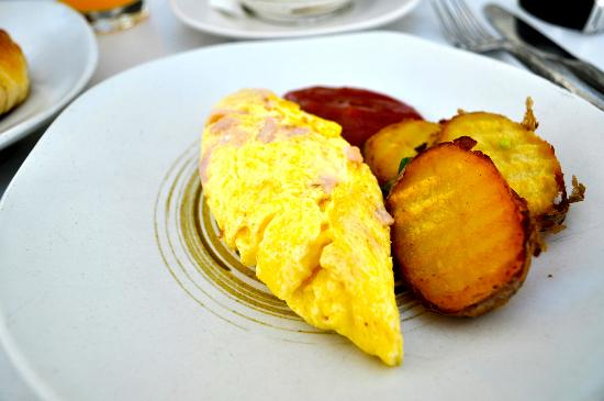 Putahracsa Hua Hin: Western options from the breakfast buffet