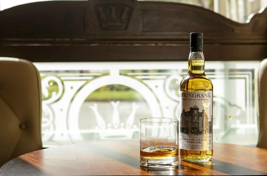 The Harbourview Grille: Springbank Whisky