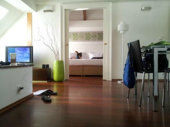 Prague City Apartments Residence Karolina : right at home