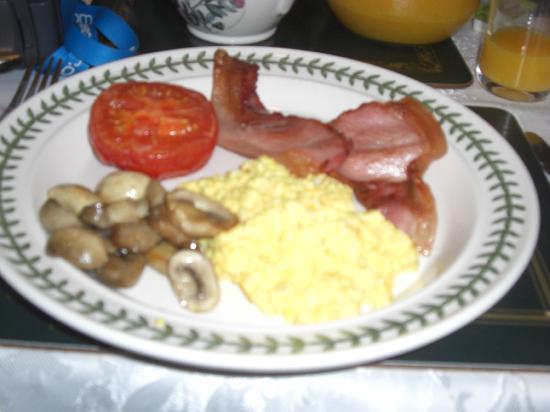 Newhouse Farm: My Breakfast