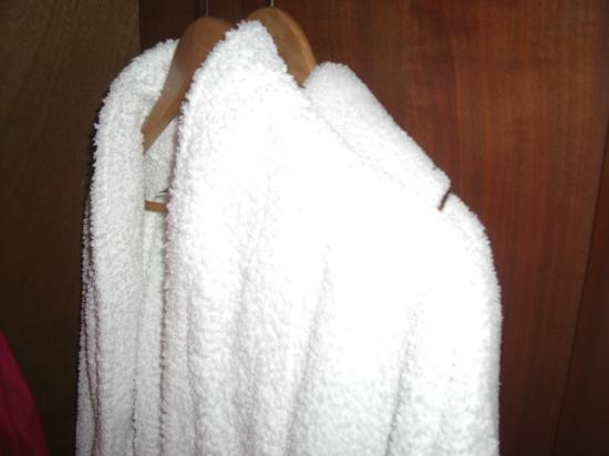 Newhouse Farm: A robe awaits you