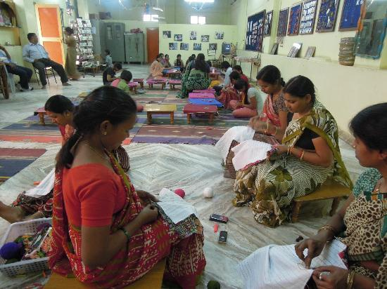 Ladli Vocational Training Center : ladli women