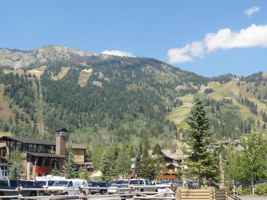 Village Center Inn: Ski slopes