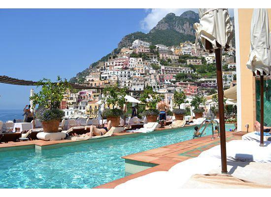 Le Sirenuse Hotel: Pool!