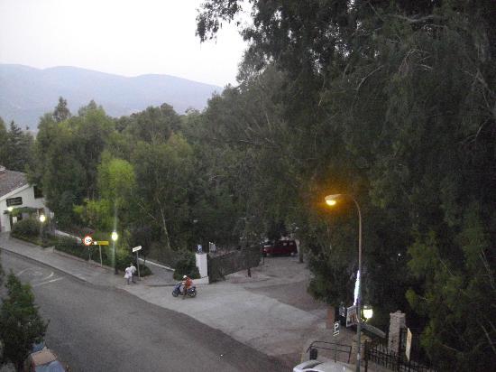 Hotel Balneario de Lanjarón: Vistas hab. 407.