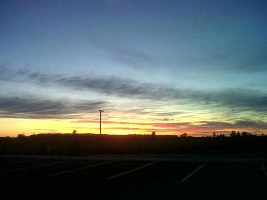 Best Western Plus Walkerton Hotel & Conference Centre: SUNRISE - All Rooms Have A View