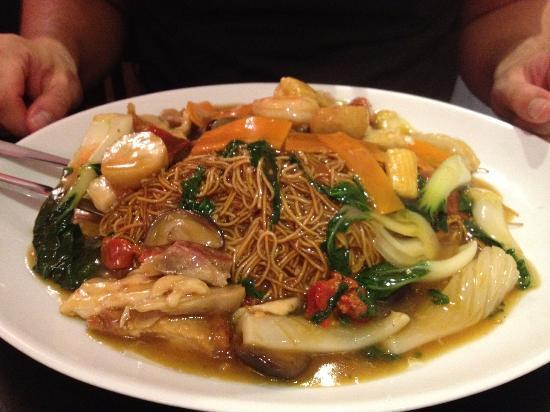 HONG KONG WOK: Food from HK WOK