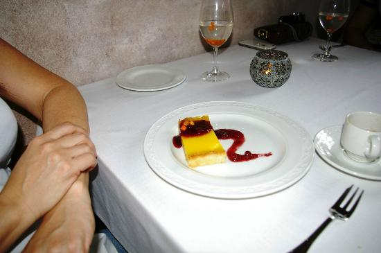Maja: Lemon tarte