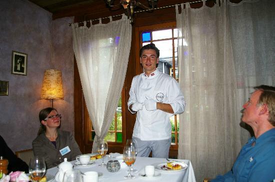 Maja: Chef