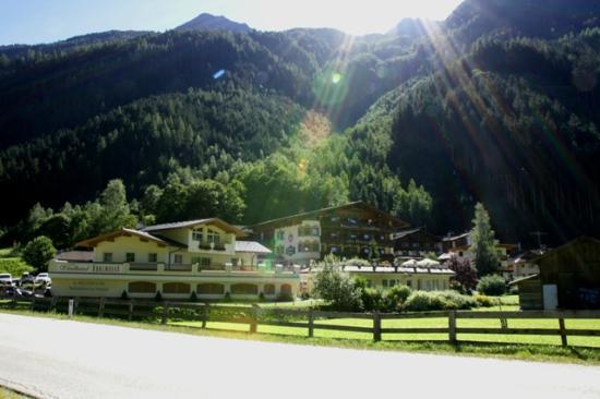 Vitalhotel Edelweiss: The hotel