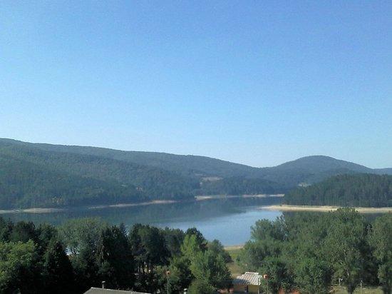 Lorica, Ιταλία: Vista da una delle stanze della Residenza