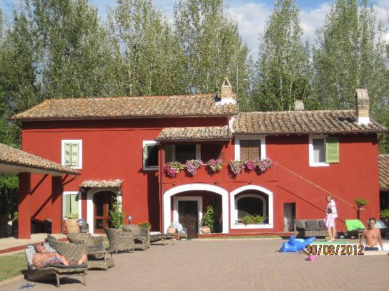 Residenza Torre Del Colle: Il casale