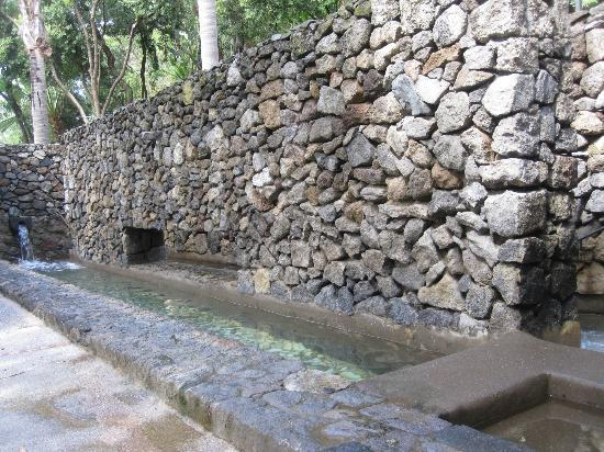 "Negombo Giardini Termali: ""Maze"" - Japanese bath (temperature 18° and 38°)"
