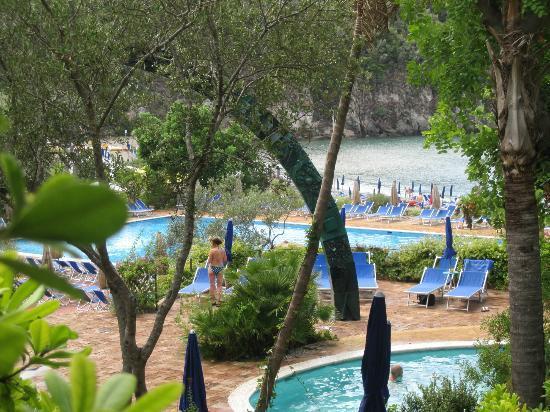 Negombo Giardini Termali: extraordinary veiw