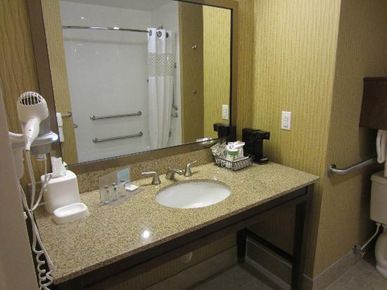 Hampton Inn & Suites Harrisburg North: King Accessible Room