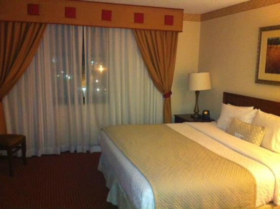 Embassy Suites by Hilton Hotel & Montgomery Conference Center: Bedroom King