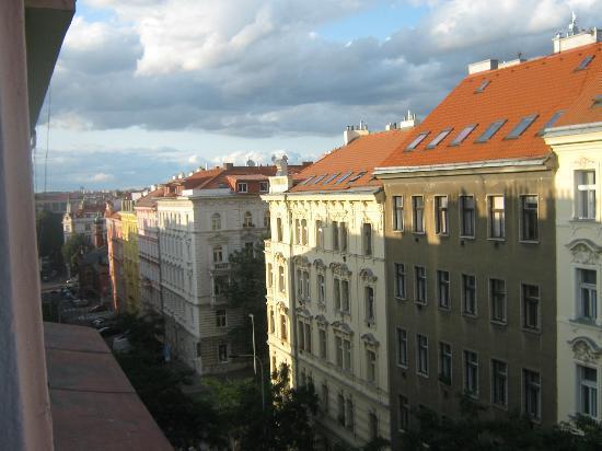 Anna Hotel: Panorama dalla finestra