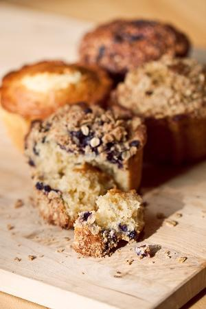 Serious Delights: Mmmmuffins!