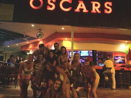 Primavera Beach Studios & Apartments: Oscars Bar