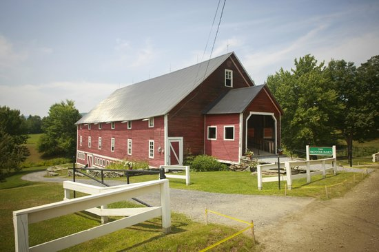 Waitsfield, VT: The Skinner Barn