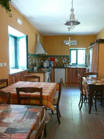 La cucina - Picture of Ospitalita Rurale il Bambu, Dugenta - TripAdvisor