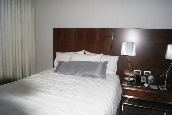 Hilton Garden Inn Santiago Airport: habitacion