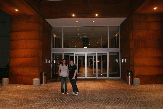 Hilton Garden Inn Santiago Airport: entrada lobby