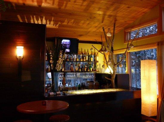 Bar in Greys Restaurant