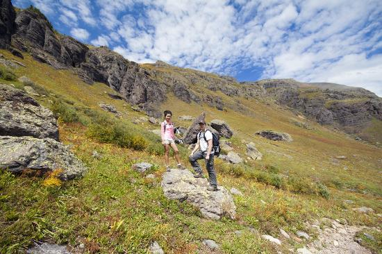 Ice Lakes Trail: Ice Lake Trail