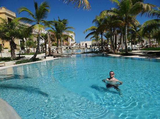 pool picture of fishing lodge cap cana punta cana