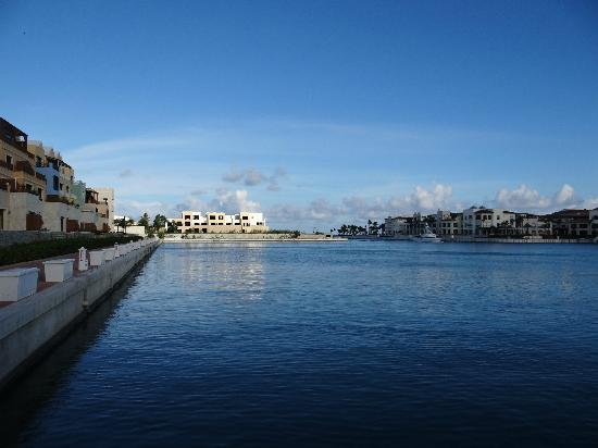 Fishing Lodge Cap Cana: Marina