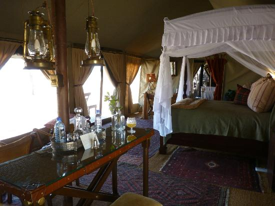 Singita Sabora Tented Camp照片