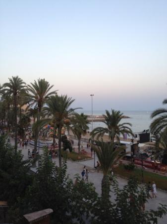 Hotel La Santa Maria: vista mare