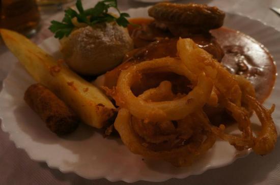 El Antler Restaurante: Delicious!