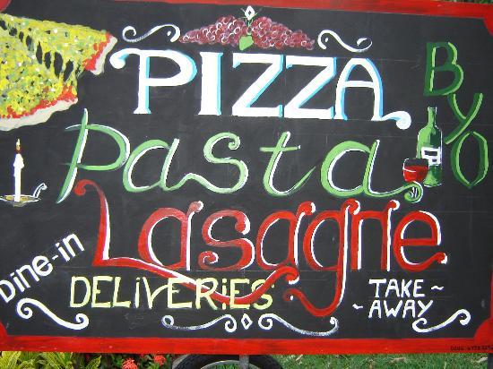 Pizza Tonite Sign