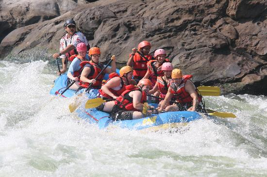 River Expeditions Whitewater Rafting: New River & Gauley River Rafting in WV
