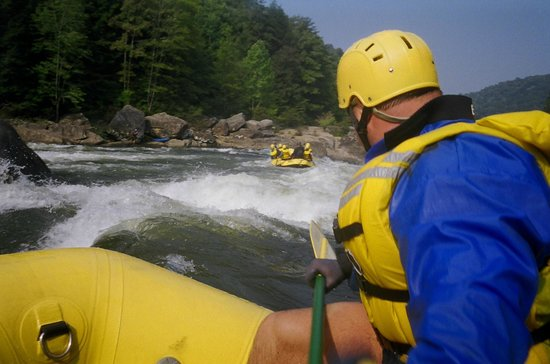 Oak Hill, WV: Experience West Virginia's Gauley River
