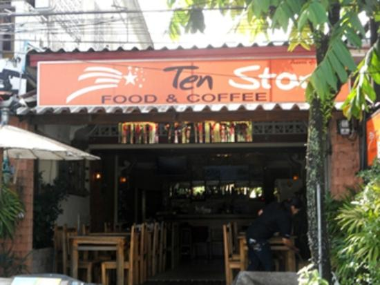 Ten Star Cafe and Food : Ten Star Cafe
