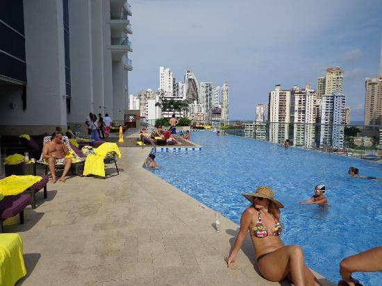 Hard Rock Hotel Panama Megapolis: VIVIR LA VIDA!