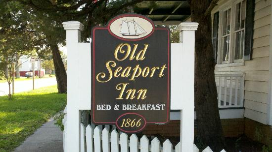 The Inn on Turner: Beautiful setting near the Ocean