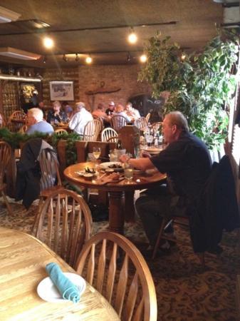 Yellowstone Mine : restaurant