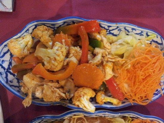 Masuda Thai: Massaman Curry