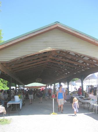 Saratoga Farmer's Market : Saratoga Weekend Market