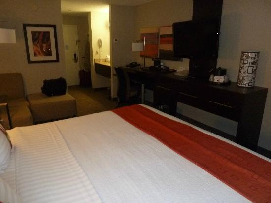 ‪‪Holiday Inn Newark Airport‬: room