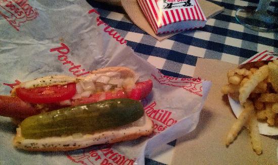 Portillo's Hot Dogs: One Choice...